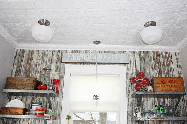 Farmhouse Kitchen Ceiling Lights