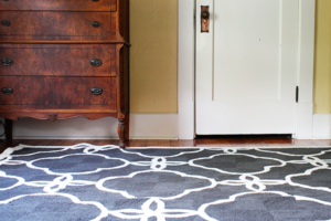 How to Use Area Rugs with Hardwood Floors