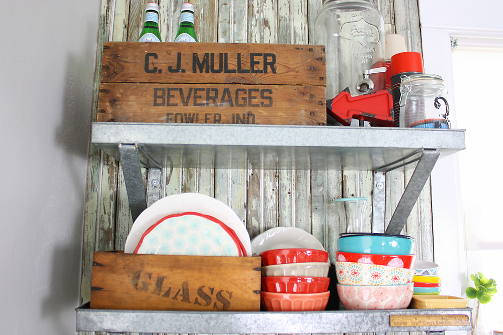 Creative Ways to Use Vintage Boxes in Home Decor