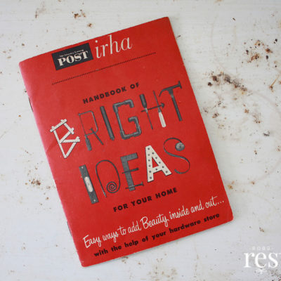 Bright Ideas for Your Home Circa 1950